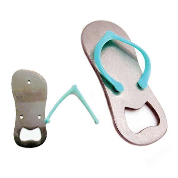 Flip Flop Shaped Bottle Opener