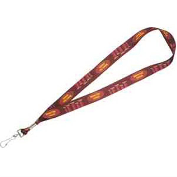 Sublimation Premium Lanyard - 1""