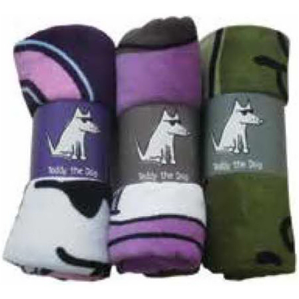 Sublimation Printed Blankets