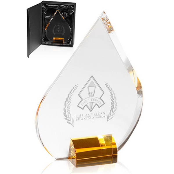 Gold Flame Glass Awards
