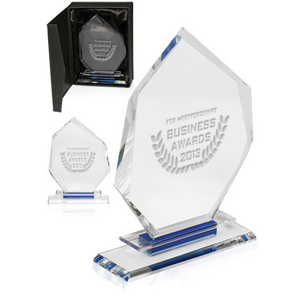Prestige Glass Trophies