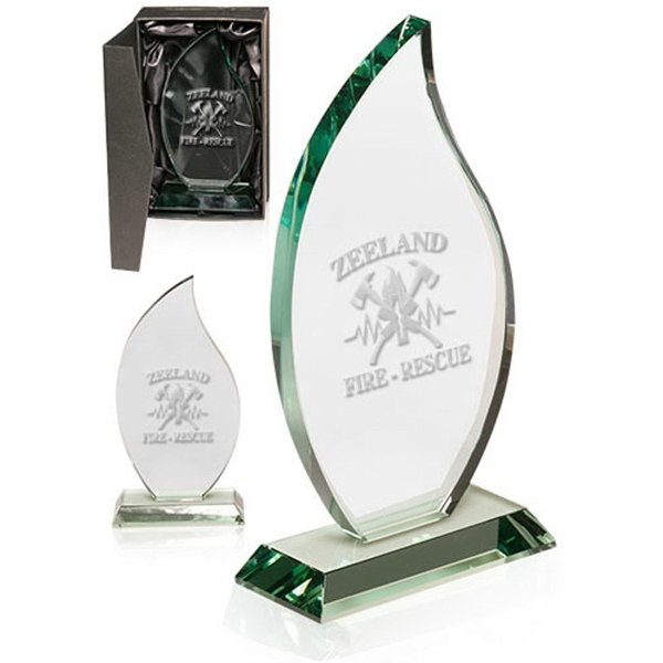 Jade Flame Glass Awards