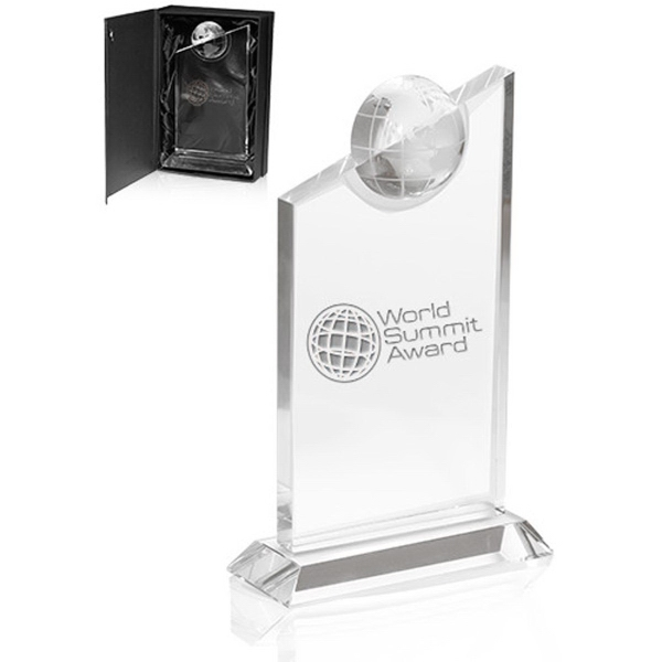 Globe Crystal Recognition Awards