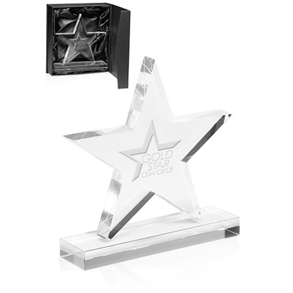 Star Base Glass Awards