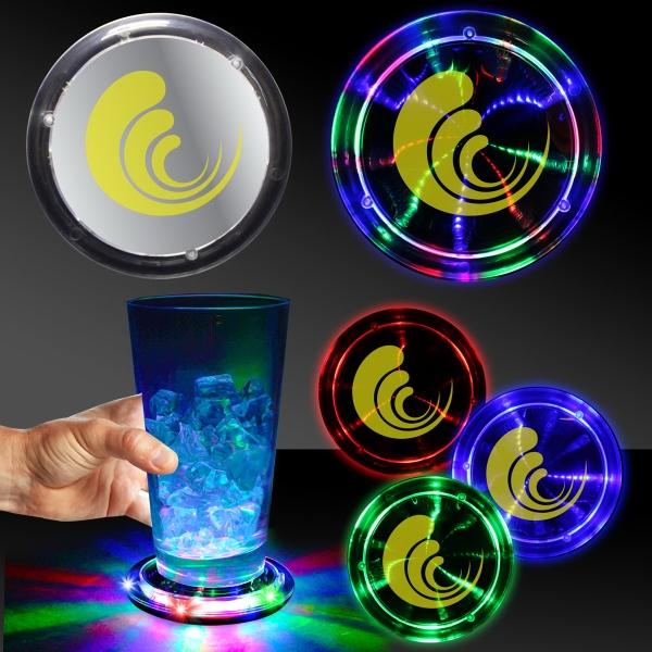 Infinity Fusion LED Coaster