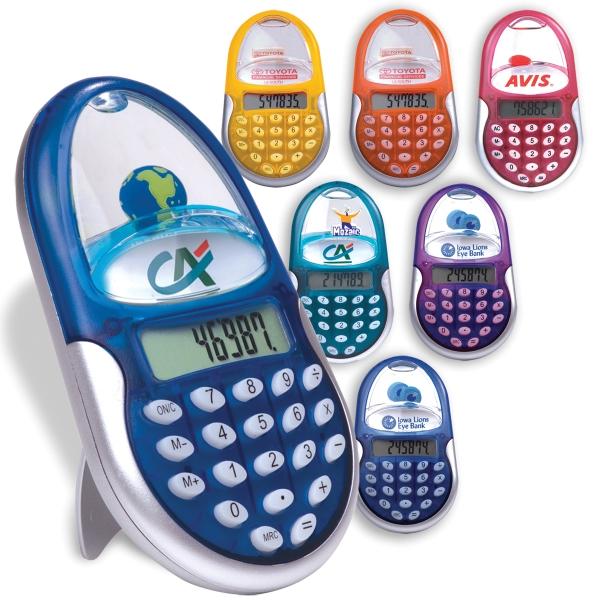 Liqui-View Calculator Custom