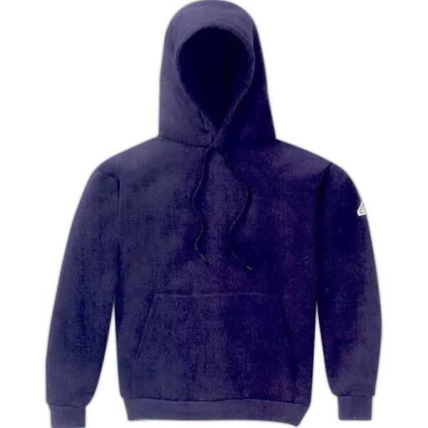 Pullover Hooded Fleece Sweatshirt