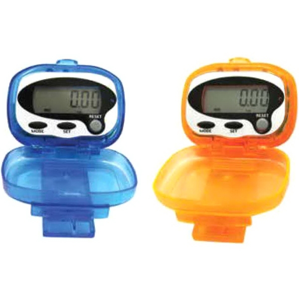 ELECTRONIC CLIP PEDOMETERS