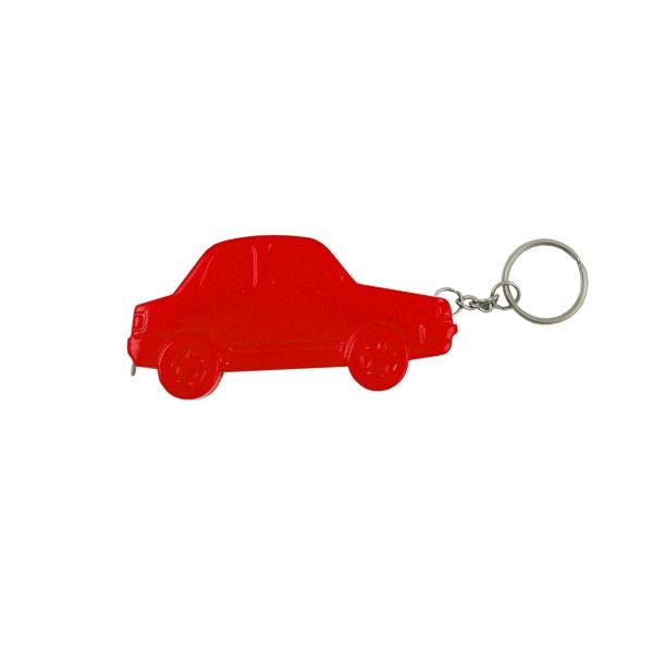 3' Car Tape Measure W/Key Chain