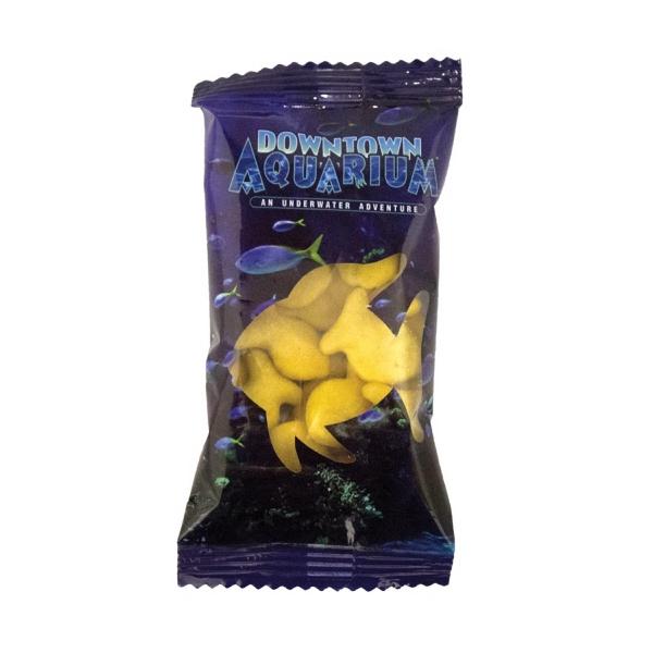 Large Zaga Snack Promo Pack Bag with Goldfish