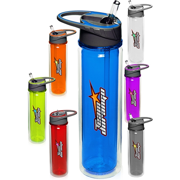 19 oz. Double Wall Tritan Sports Bottle