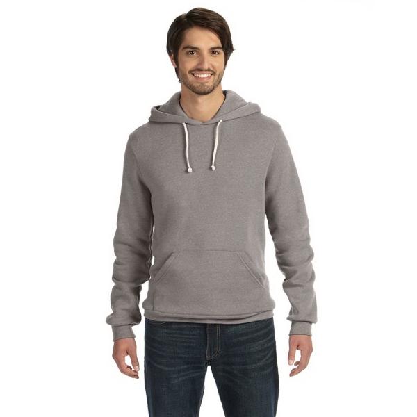 Alternative Men's Hoodlum Eco-Fleece Pullover Hoodie