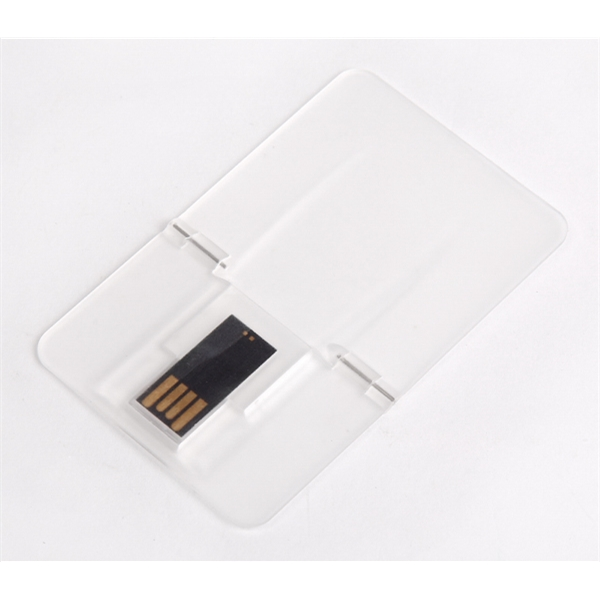 AP Thumb and Transparent Style USB 2.0 Flash Drive