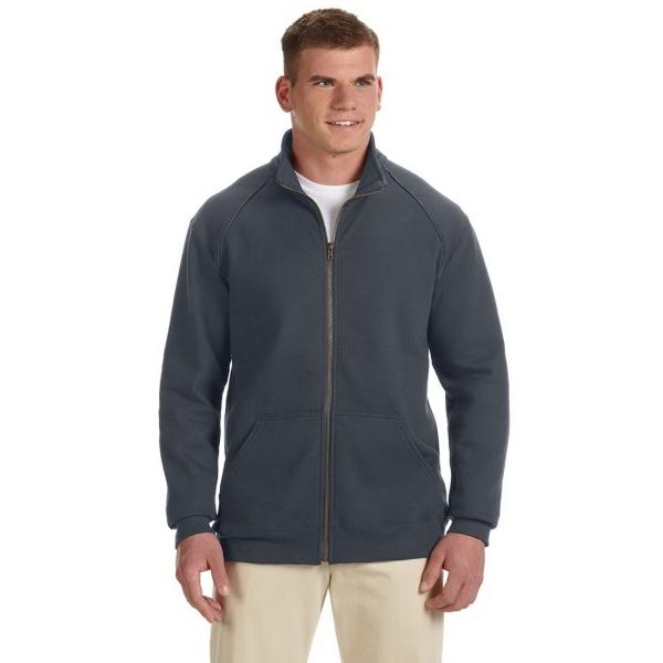 Gildan (R) Premium Cotton (TM) 9 oz Fleece Full-Zip Jacket