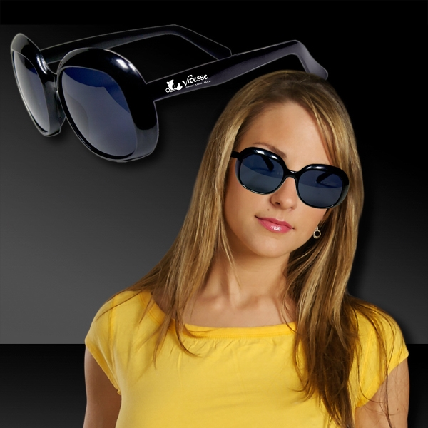 Black Rock Star Sunglasses