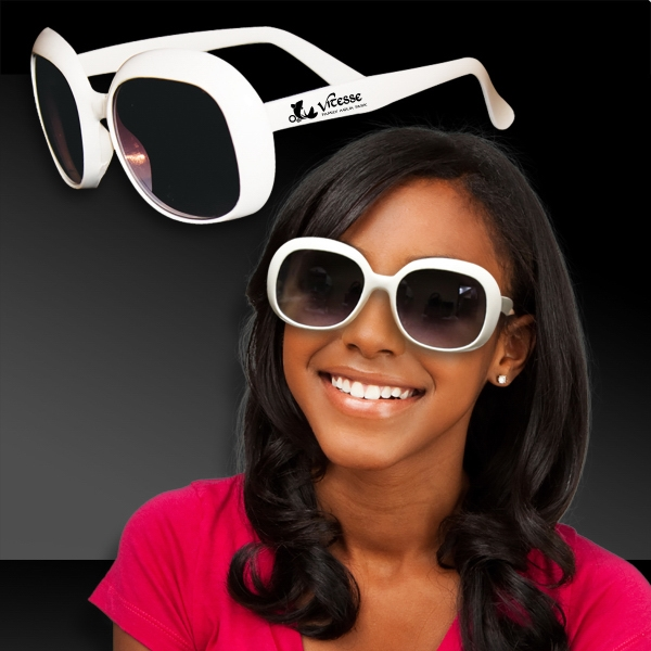 White Rock Star Sunglasses