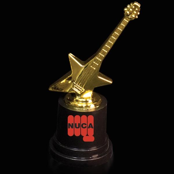 Guitar Award Statue