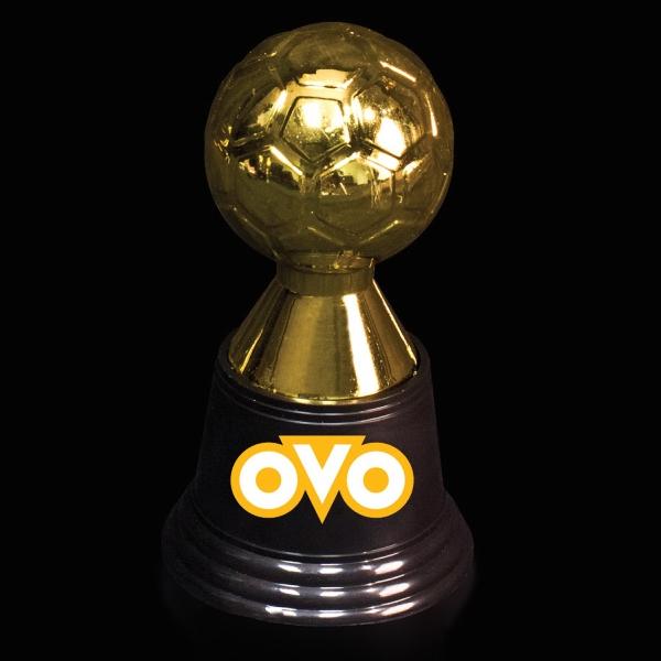 Soccer Award Statue