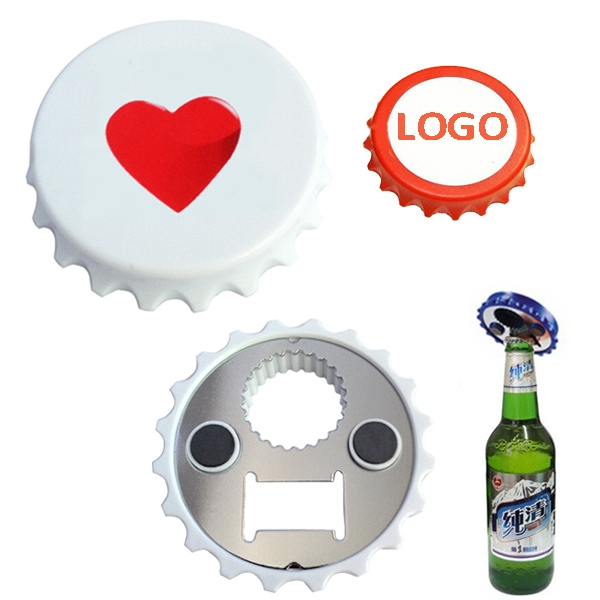 Cap Shaped Bottle Opener