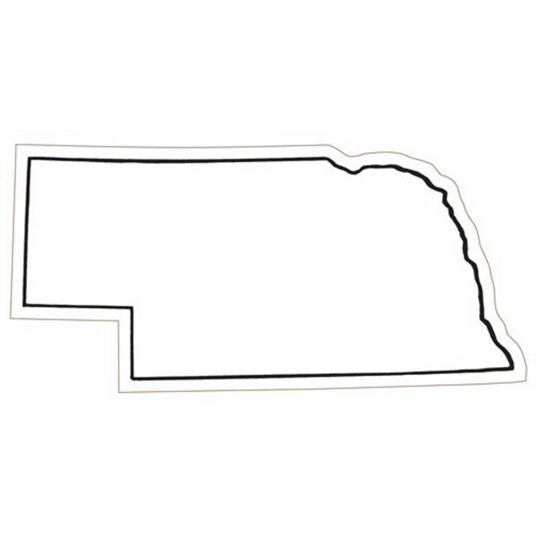 Nebraska State Magnet