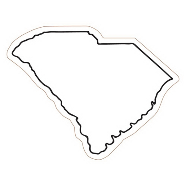 South Carolina State Stock Magnet - State Stock Magnet.