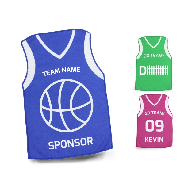 Jersey Rally Towel Basketball