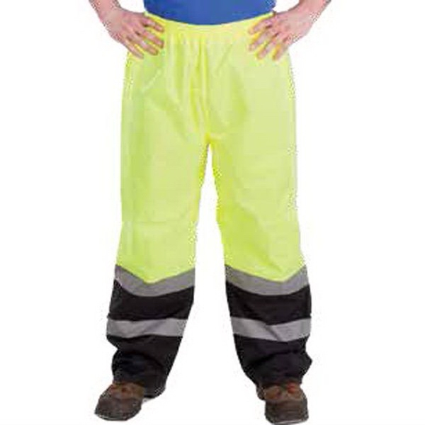 Utility Pro Wear High Visibility Rain Pant