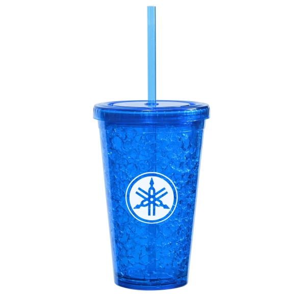 16 Oz. Gel Double Wall Cup