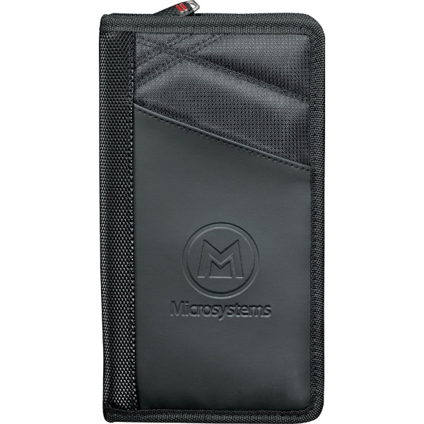 Elleven (TM) Jet Setter Travel Wallet