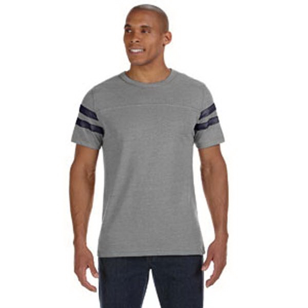 Alternative Men's Eco Short-Sleeve Football T-Shirt