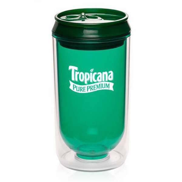Can Shaped Tumbler