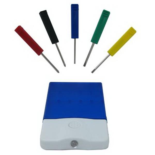 Mini Screwdriver Kit LED