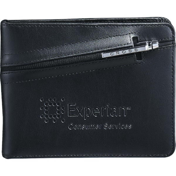 Cross (R) Passport Wallet with Pen
