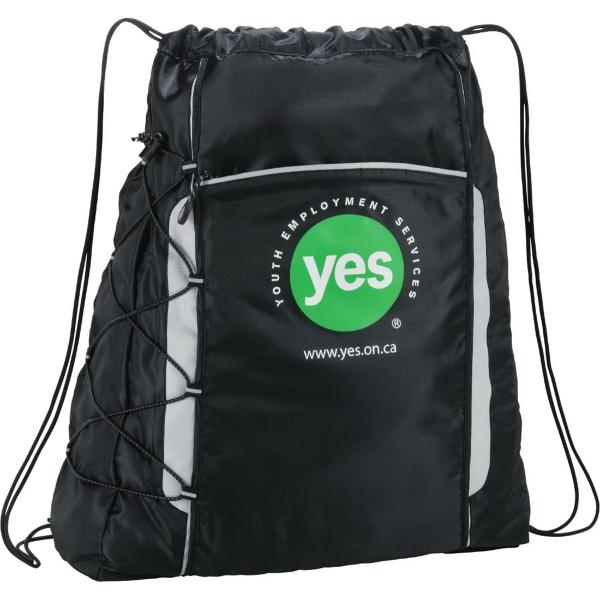 Shockwave Cinch Bag
