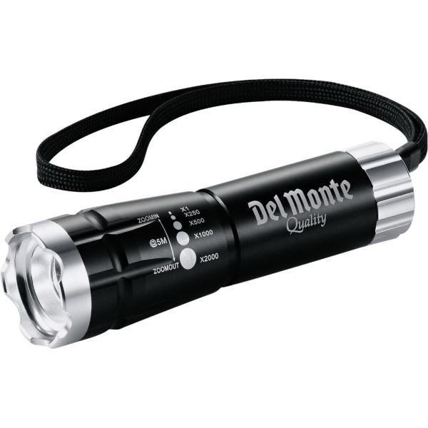 Zoomin LED Flashlight