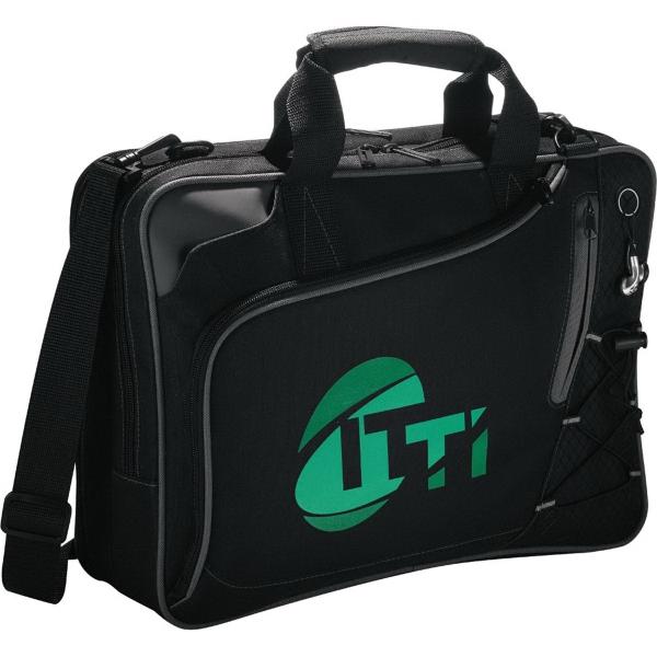 "Summit TSA 15"" Computer Briefcase"