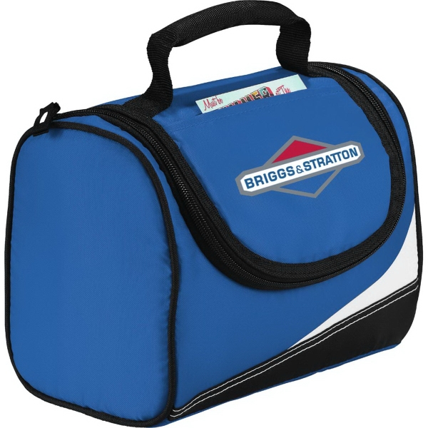 Arctic Zone® Core Wave 6 Can Lunch Cooler - Arctic Zone® Core Wave 6 Can Lunch Cooler