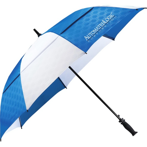 "64"" Slazenger (TM) Champions Vented Auto Golf Umbrella"