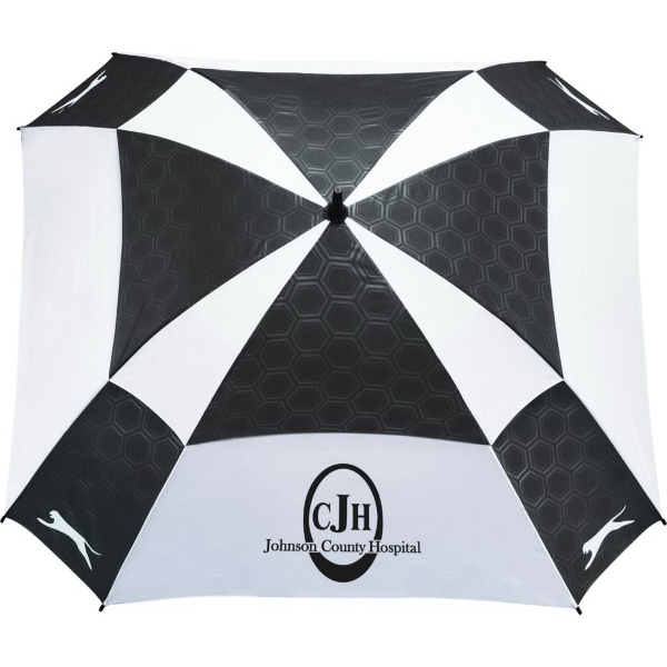 "60"" Slazenger (TM) Cube Golf Umbrella"