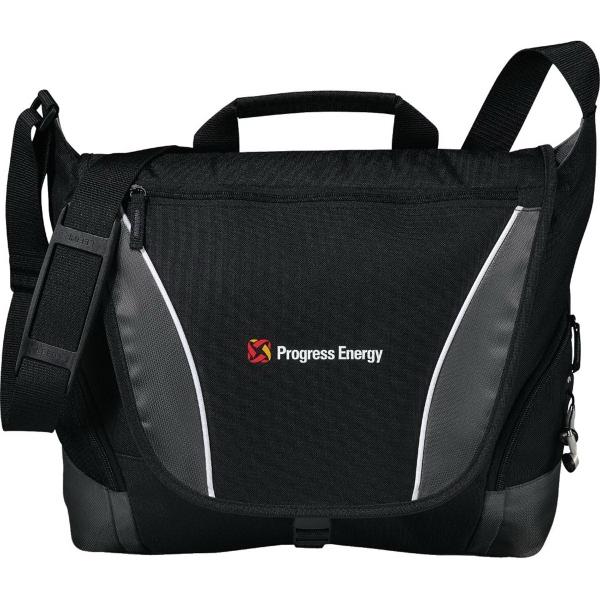 Slant Messenger Bag