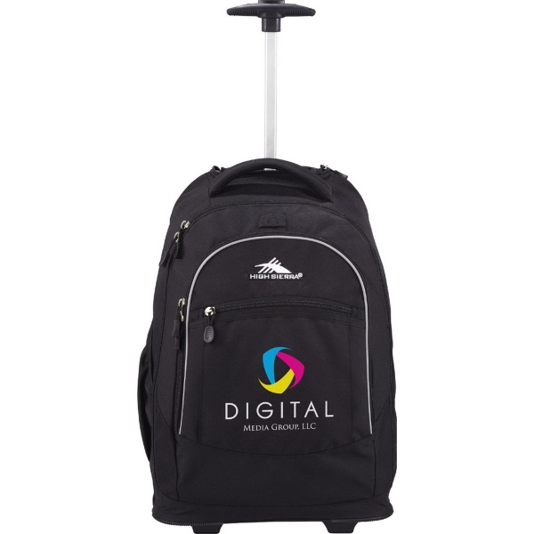 "High Sierra(R) Chaser Wheeled 17"" Computer Backpack"