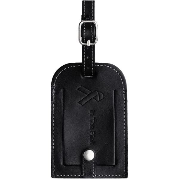 Millennium Leather Identification Tag