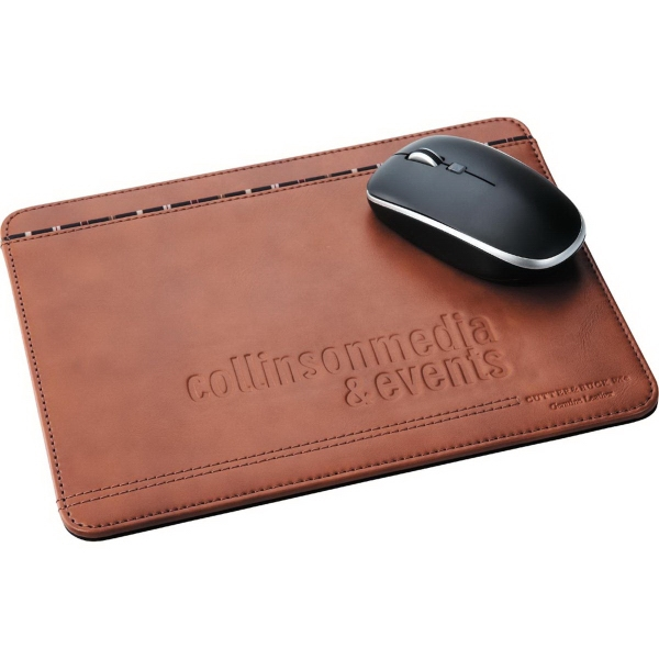 Cutter & Buck(R) Legacy Mouse Pad