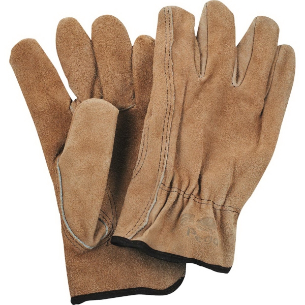 Safety Works Split Cow Leather Drivers Gloves
