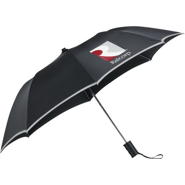 "42"" Auto Folding Safety Umbrella"