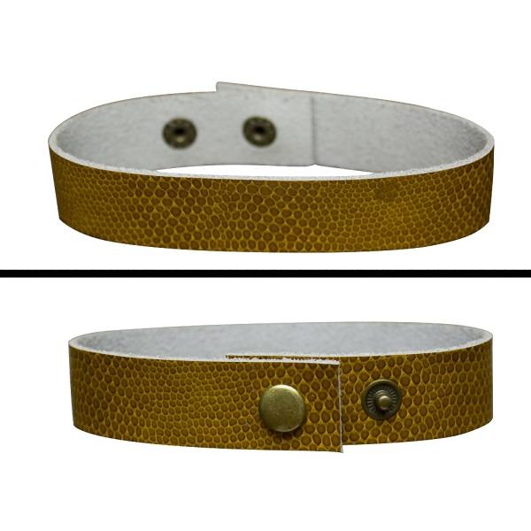 Football Sports Bracelet (BLANK)