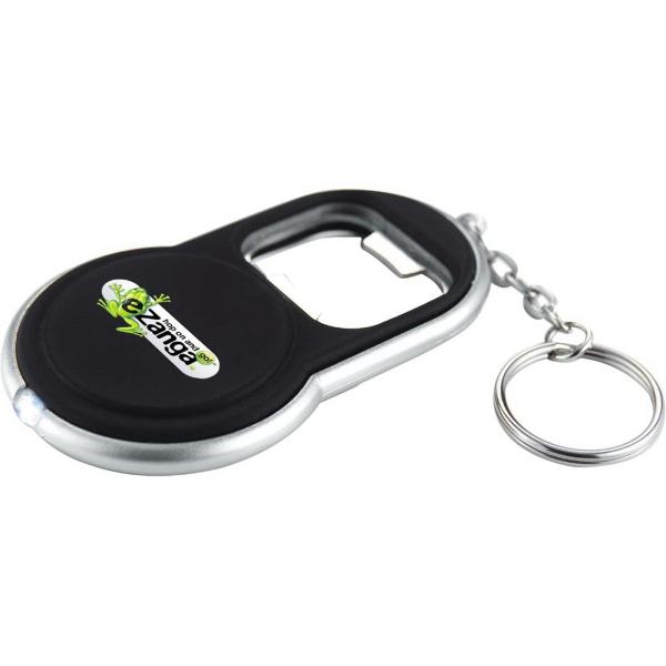 Circle Bottle Opener Keylight