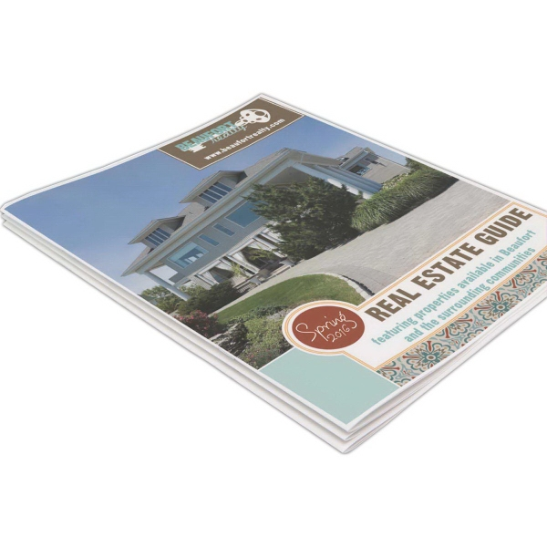 Large Run Full Color Large Booklet