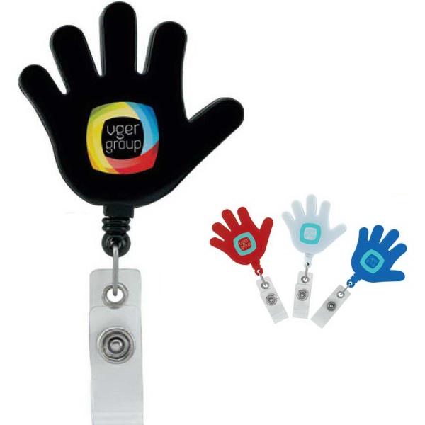 Hi Five Badge Holder - Good Value (R)