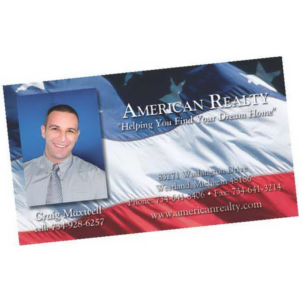 Low Quantity Magnetic Business Cards - Low Quantity Magnetic Business Cards.